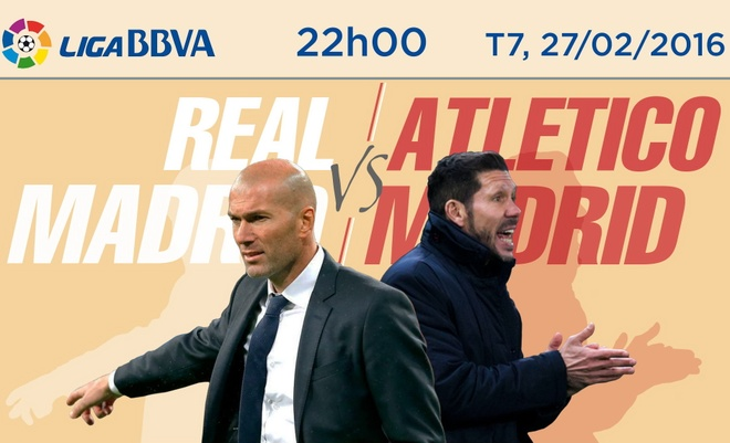 Real Madrid vs Atletico Madrid: Derby cua hy vong hinh anh