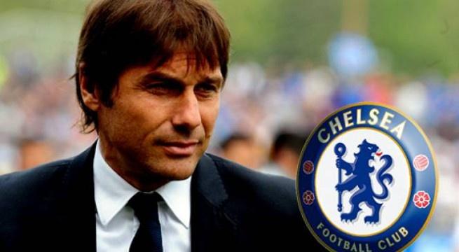 HLV Conte chinh thuc lam thuyen truong Chelsea hinh anh