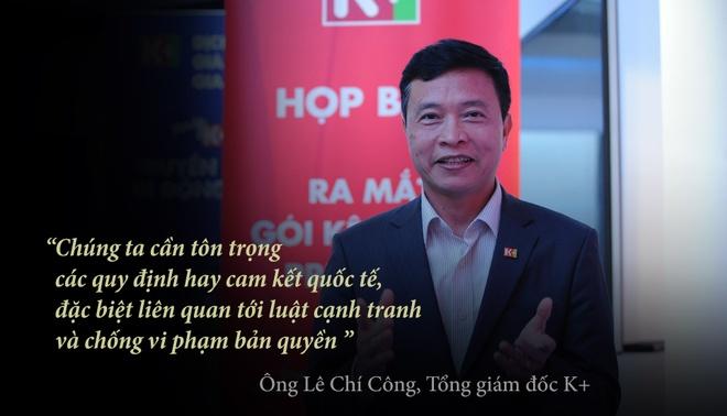 Tong giam doc K+: Ngoai hang Anh la van de song con hinh anh 2