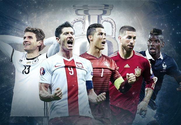 Lich thi dau EURO 2016 hinh anh