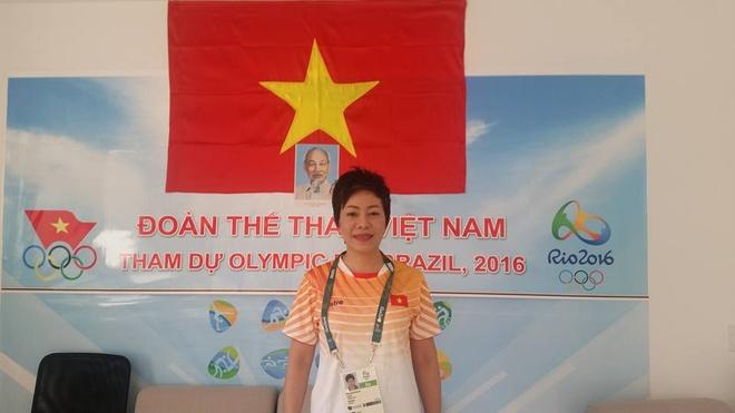 Hoang Xuan Vinh: 'HCV Olympic khong phai diem dung cua toi' hinh anh 5