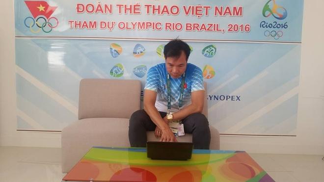 Hoang Xuan Vinh: 'HCV Olympic khong phai diem dung cua toi' hinh anh 4