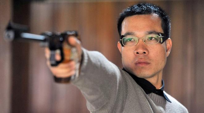 Hoang Xuan Vinh: 'HCV Olympic khong phai diem dung cua toi' hinh anh