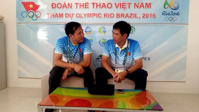 Hoang Xuan Vinh: 'HCV Olympic khong phai diem dung cua toi' hinh anh 1