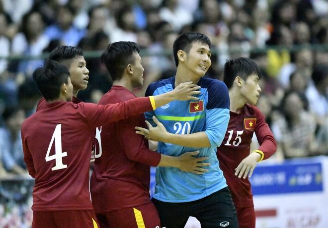 K+ so huu ban quyen phat song Futsal World Cup 2016 hinh anh