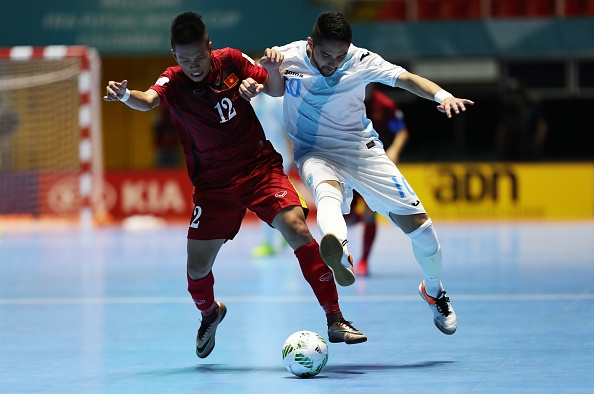Video tran dau futsal Viet Nam vs Guatemala hinh anh