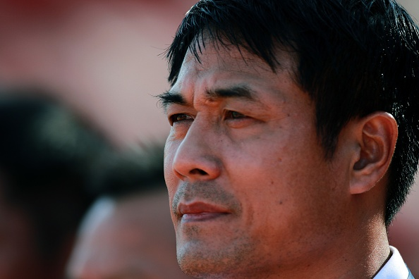 HLV Huu Thang: 'Chung toi cho Indonesia o My Dinh' hinh anh 1