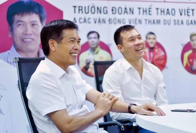 Truong doan TTVN: 'Ky vong U22 Viet Nam tao dot pha tai SEA Games 29' hinh anh