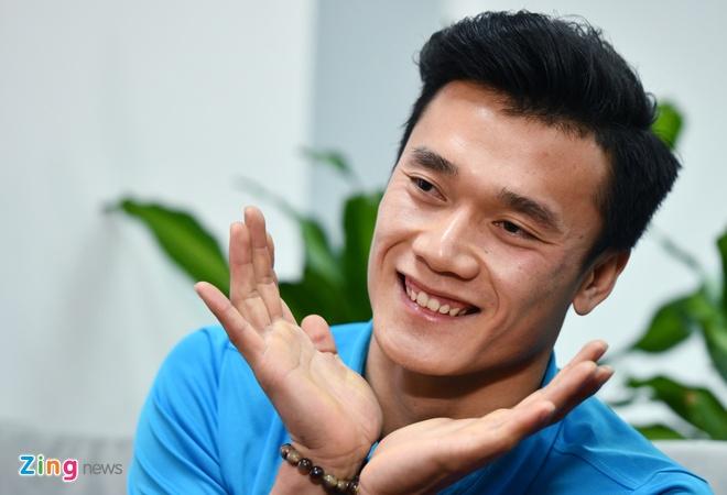 Tien Dung, Cong Phuong: 'Niem tin chua bao gio tat voi U23 Viet Nam' hinh anh 17