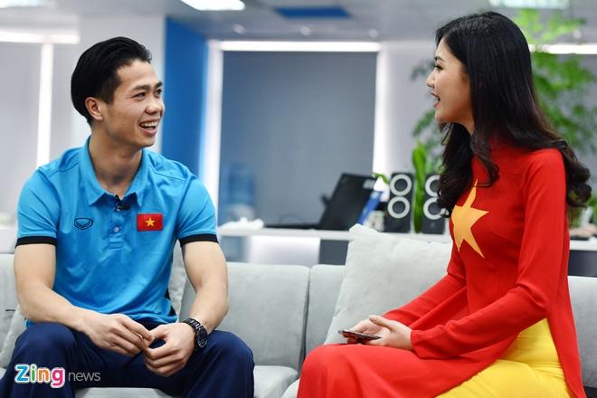 Tien Dung, Cong Phuong: 'Niem tin chua bao gio tat voi U23 Viet Nam' hinh anh 16