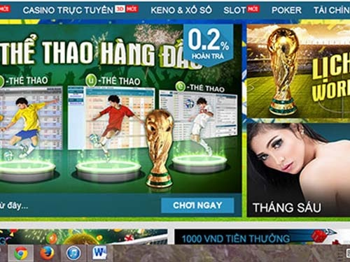 Ram ro ca do World Cup hinh anh
