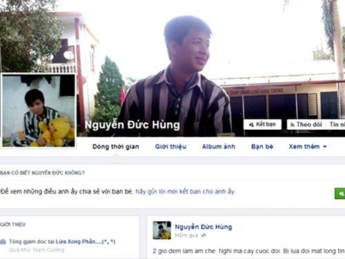 Tung anh len Facebook bang dien thoai nhat duoc trong trai hinh anh