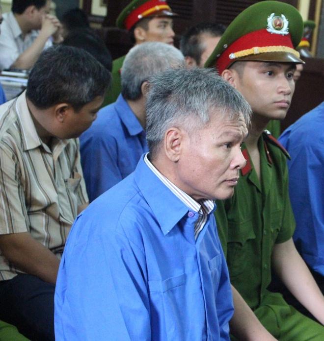 Tuyen 3 an tu hinh trong vu tham nhung tai ALC II hinh anh 2 Vũ Quốc Hảo lãnh án tử hình cho hành vi mà mình đã gây ra.
