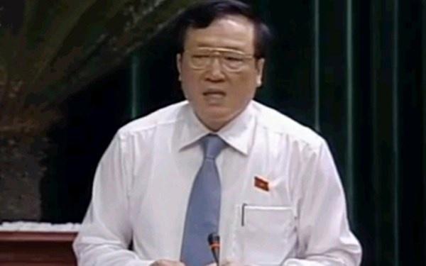 Viện trưởng Viện KSND Tối cao Nguyễn Hòa Bình.