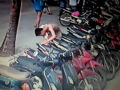 'Phu thuy' chuyen coi tran pha cop xe hinh anh