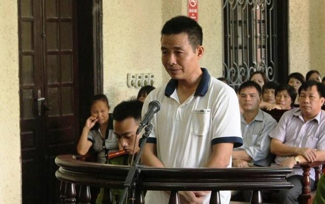 Thanh tra kho bạc đấm chết vợ vì mặc váy ngắn lĩnh 8 năm tù - Pháp đình