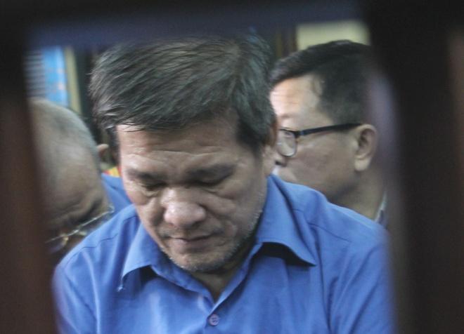 De nghi chung than ke cam dau vu lua nghin ty cua Agribank hinh anh 1 Dương Thanh Cường bị đề nghị tù chung thân. Ảnh: K.Thành.