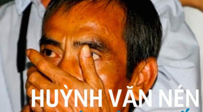 Huynh Van Nen va hanh trinh 17 nam tu oan hinh anh