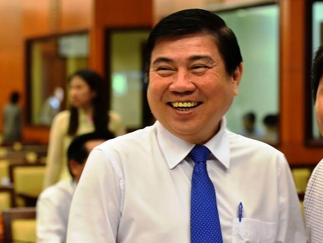 Ong Nguyen Thanh Phong, thu linh cua sinh vien TP HCM hinh anh