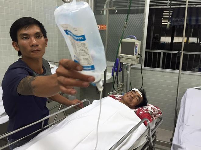 Huynh Van Nen gap tai nan anh 2