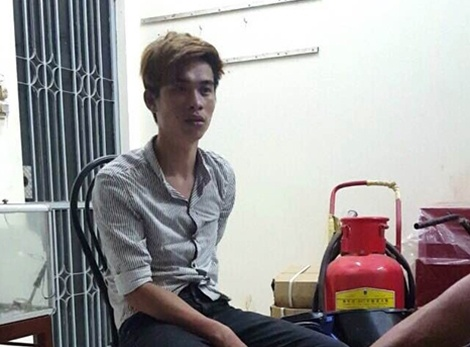 Nghi can giet be trai 11 tuoi o Binh Thuan mo coi cha me hinh anh 1