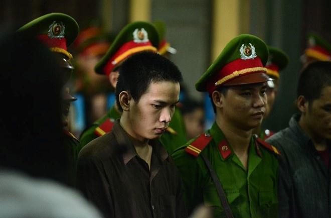 Tu tu Vu Van Tien gui don xin an xa len Chu tich nuoc hinh anh