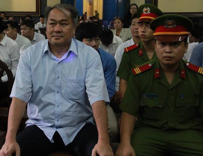 Dai an 9.000 ty: Pham Cong Danh muon khac phuc hau qua hinh anh 1
