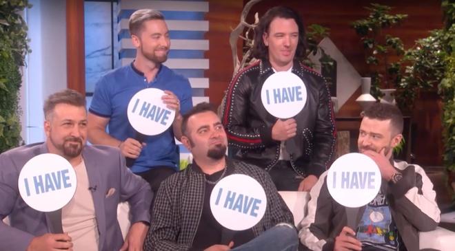 Justin Timberlake thu nhan co tinh cam voi thanh vien Spice Girls hinh anh 1