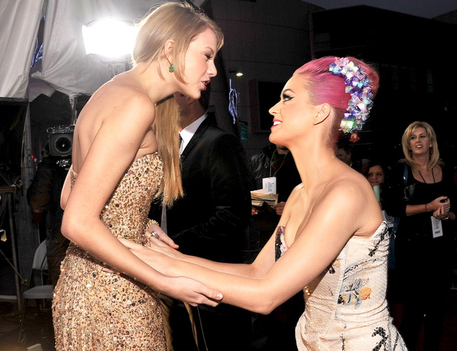 Lich su moi thu 10 nam giua Taylor Swift va Katy Perry hinh anh 11