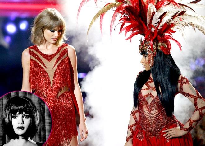 Lich su moi thu 10 nam giua Taylor Swift va Katy Perry hinh anh 7
