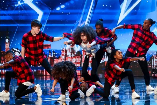 9 doi thu cua Quoc Co, Quoc Nghiep tai chung ket Britain's Got Talent hinh anh 8