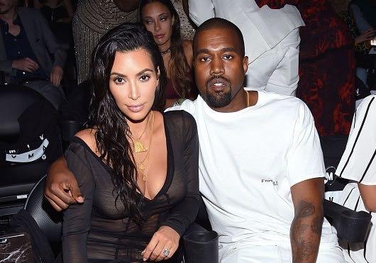Kanye West tiet lo nguy co ran nut voi Kim Kardashian trong album moi hinh anh