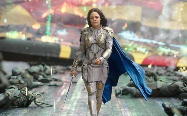 'Valkyrie' của Marvel tạo chiến dịch ủng hộ phụ nữ da màu ở Hollywood