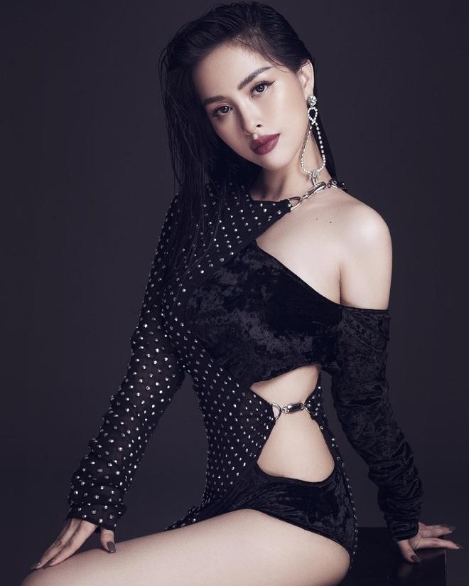 Trinh Pham va dan hot girl vua sinh em be trong nam nay hinh anh 6