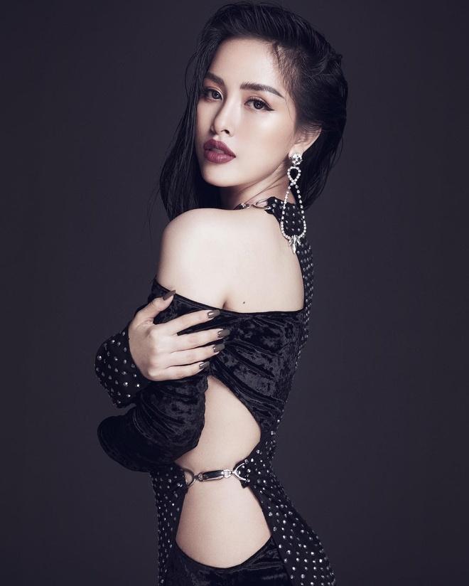 Trinh Pham va dan hot girl vua sinh em be trong nam nay hinh anh 7