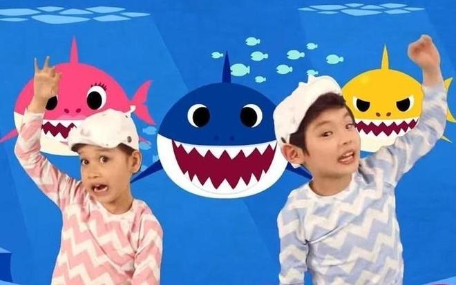 Tac gia cua 'Baby Shark' hua ra mat bai hat co hieu ung tuong tu hinh anh