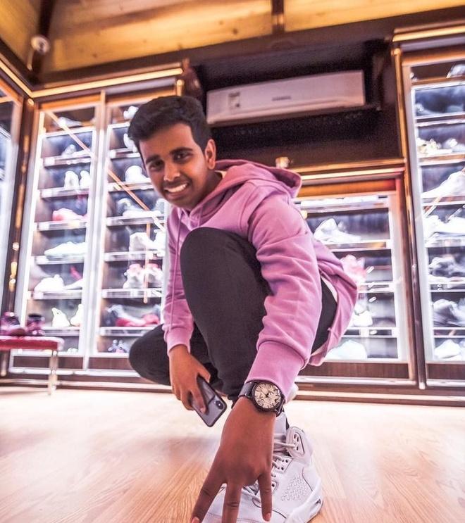 Rich kid 10X Dubai so huu ca vuon thu mini hinh anh 8