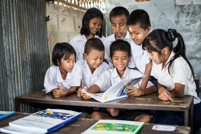 An Do, Thai Lan dung dau ve ty le 'mot sach' tren the gioi hinh anh 2 thailand_UNICEF.jpg
