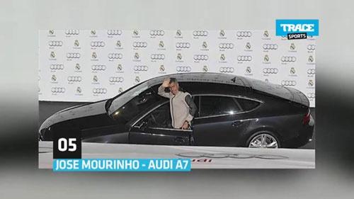 Doi hinh sieu xe cua 'Nguoi dac biet' Mourinho hinh anh 8