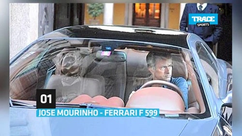 Doi hinh sieu xe cua 'Nguoi dac biet' Mourinho hinh anh 3