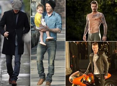 Nhung bo canh phong cach nhat nam cua quy ong Beckham hinh anh