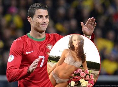 Irina Shayk: 'Neu Ronaldo la ke toi, toi da bo lau roi' hinh anh