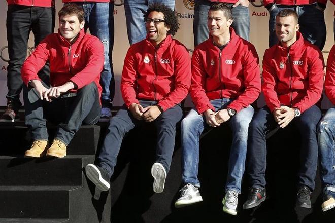 Ronaldo duoc tang sieu xe Audi RS 6 hinh anh 2