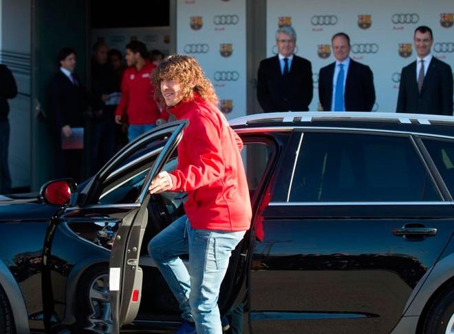 Neymar cung dan sao Barca duoc tang sieu xe hinh anh 8