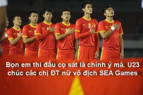 Nguoi ham mo lam anh cham biem that bai cua U23 Viet Nam hinh anh