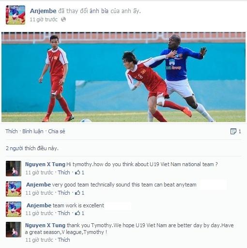 Vua pha luoi V.League het loi khen ngoi U19 Viet Nam hinh anh 1