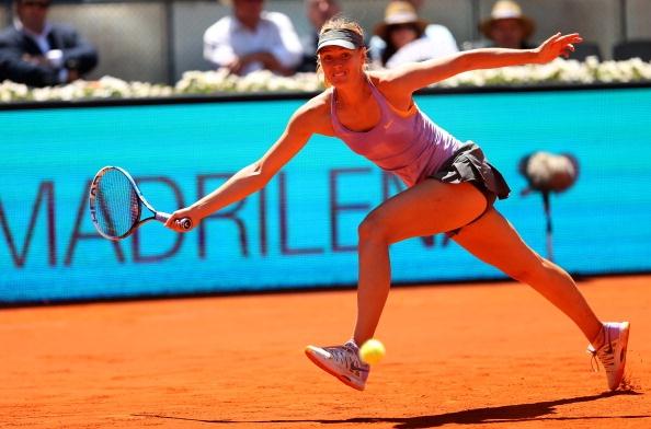 Tu ket Madrid Open 2014: Sharapova 2-1 Li Na hinh anh