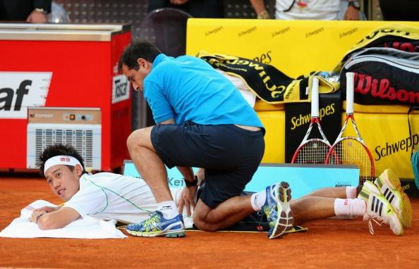 Nadal may man dang quang Madrid Masters hinh anh 2