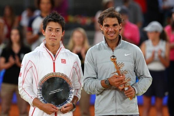 Nadal may man dang quang Madrid Masters hinh anh 1