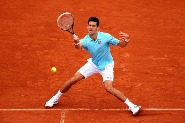 Djokovic thang nhan tran khai man Roland Garros hinh anh